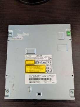 Quemador CD-DVD conexión IDE usados