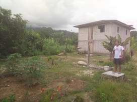 Casa 2 pisos Parroquia Talag Alto
