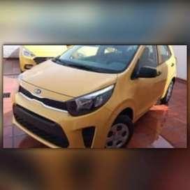 Taxi Kia picanto