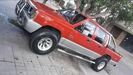 Camioneta Mitsubishi 4x4