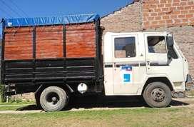 Vendo Camion Deutz Agrale Doble Cabina
