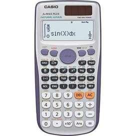Casio Fx991es Plus Calculadora Cientifica 417 Funciones Solar