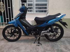 Se vende akt Flex color azul