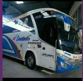 Se vende bus con o sin derechos.