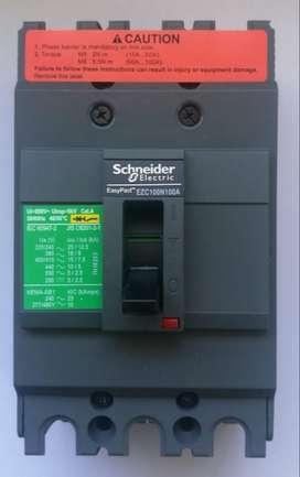 Breaker Schneider 100a