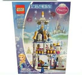 Castillo Princess de lego,325 piezas