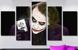 Cuadros Decorativos del Guason - Joker