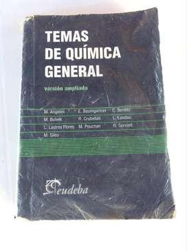 TEMAS DE QUIMICA GENERAL