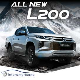 MITSUBISHI ALL NEW L200 - AÑO 2020 | INTERAMERICANA NORTE