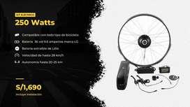KIT Electrico para bicicleta