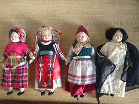 Colección Muñecas de porcelana.