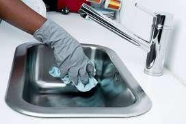 Se ofrece señora para tareas domésticas