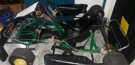 Tony kart mitox con motor estacionario 200cc de 5.5hp 0km