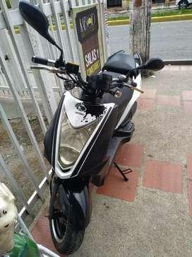 Moto agility digital 125