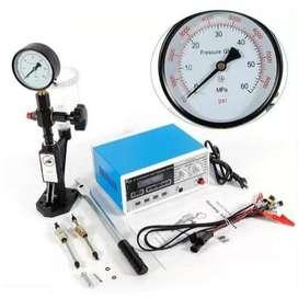 Probador De Inyectores Diesel Y Probador Common Rail Kit