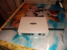 Vendo router wifi 800