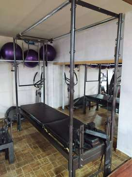 Vendo Equipo Completo de Pilates