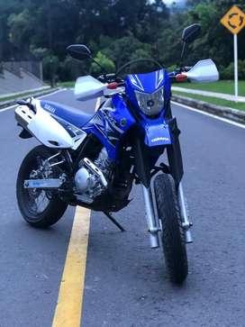 Yamaha XTZ-250 Supermotard