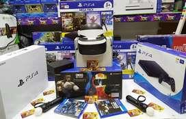 Combo Playstation VR usado