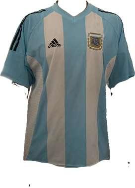 Camiseta Argentina 2002
