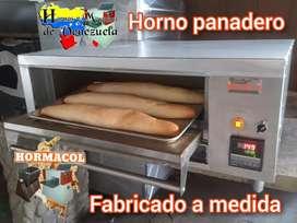 Hornos de panadería