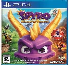 Spyro PS4 usado