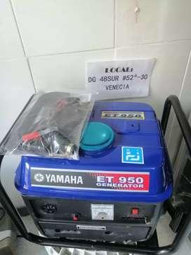 Planta eléctrica 950w