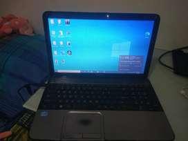 Computador portátil i7, 6gb de ram disco duro de 600 GB