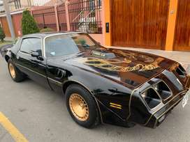 Ocasion Pontiac fierbird trans an año 1981 coupe deportivo