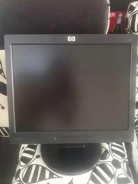 Monitor HP de 15p y monitor Acer de 17p en buen estado