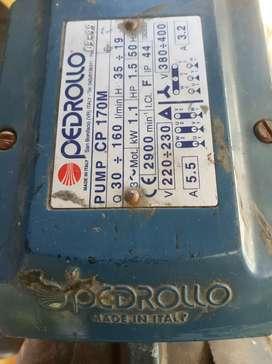 Bomba centrifuga PEDROLLO italiana