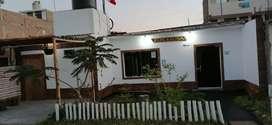 Vendo Casa en Paracas zona turistica