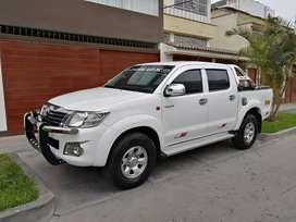 Toyota hilux Sr 2014 Mecanico 4x4