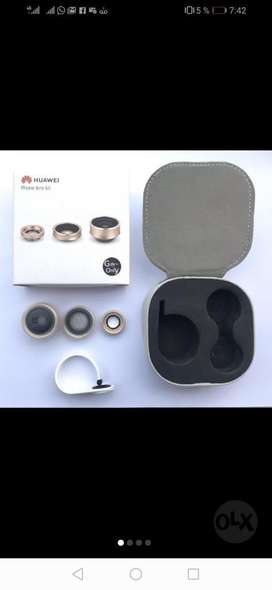 Kit Lentes Nuevo Original Huawei