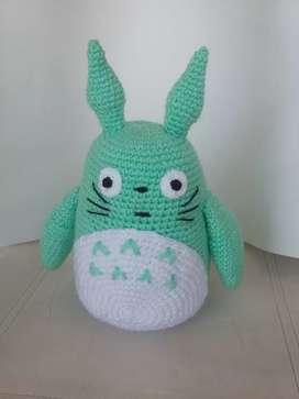 Totoro Amigurumi XL 33 cm Ideal regalo de navidad