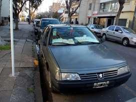 Peugeot 405 style GNC