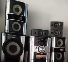 Se vende quipo de sonido en perfecto estado