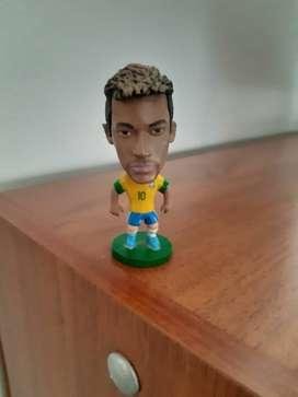 Futbolista coleccionable ( Neymar )