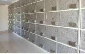 Vendo nicho doble Panteón madereros