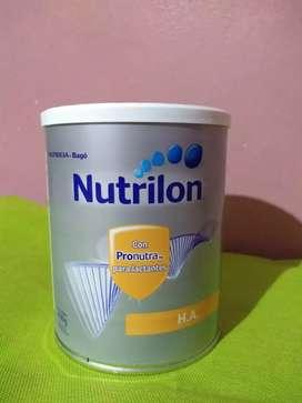 Vendo leche Nutrilon H.A.