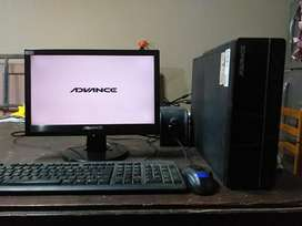 Computadora Advance Completa
