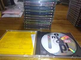 colección CDs Rock Internacional