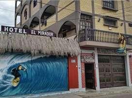 HERMOSO HOTEL CON VISTA A LA DE PLAYA PACASMAYO