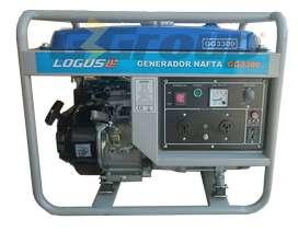 Grupo Electrógeno 3000w Gg3300 M Tenemos Repuestos