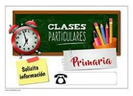 Clases particulares de matemáticas para primaria y secundaria