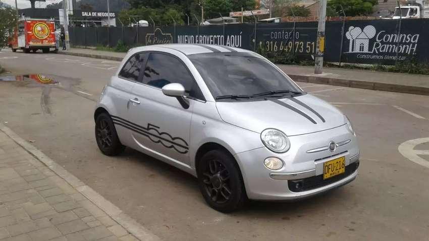 Fiat 500 SPORT original 0