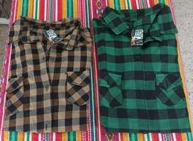 Camisas mujer solo talle 1 Y 2