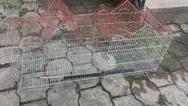 Vendo jaula para canarios y otras aves