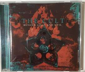 The Cult Beyong good and evil cd