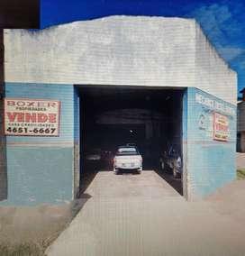 OPORTUNIDAD Vendo GALPON con vivienda en esquina 320 mts2 B° 9 de Abril, Esteban Echeverría